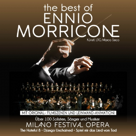 The best of Ennio Morricone 2020/2021
