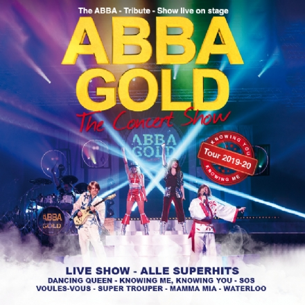 ABBA GOLD - Knowing you - Knowing me